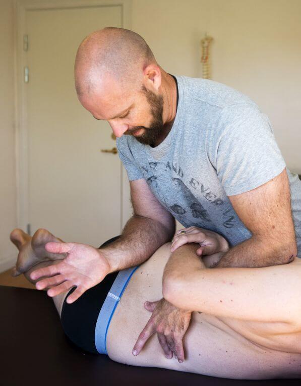 Rygsmerter og Osteopatisk behandling